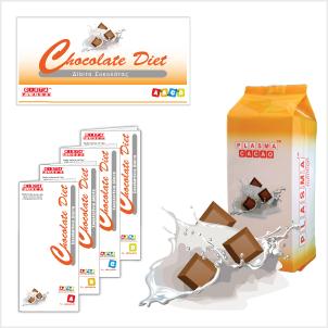 δίαιτα σοκολάτας